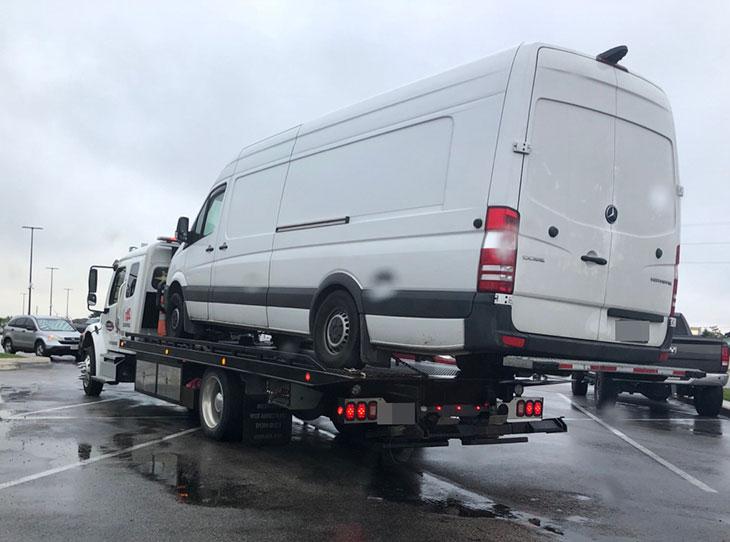 van life break down