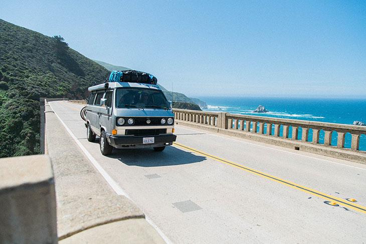 how to get better gas mileage camper van