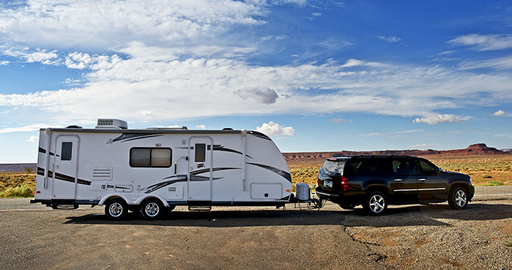 what is a travel trailer