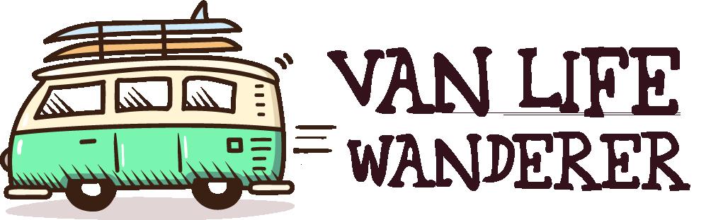 van life wanderer logo