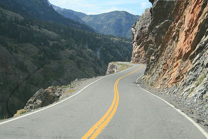 how dangerous is million dollar highway