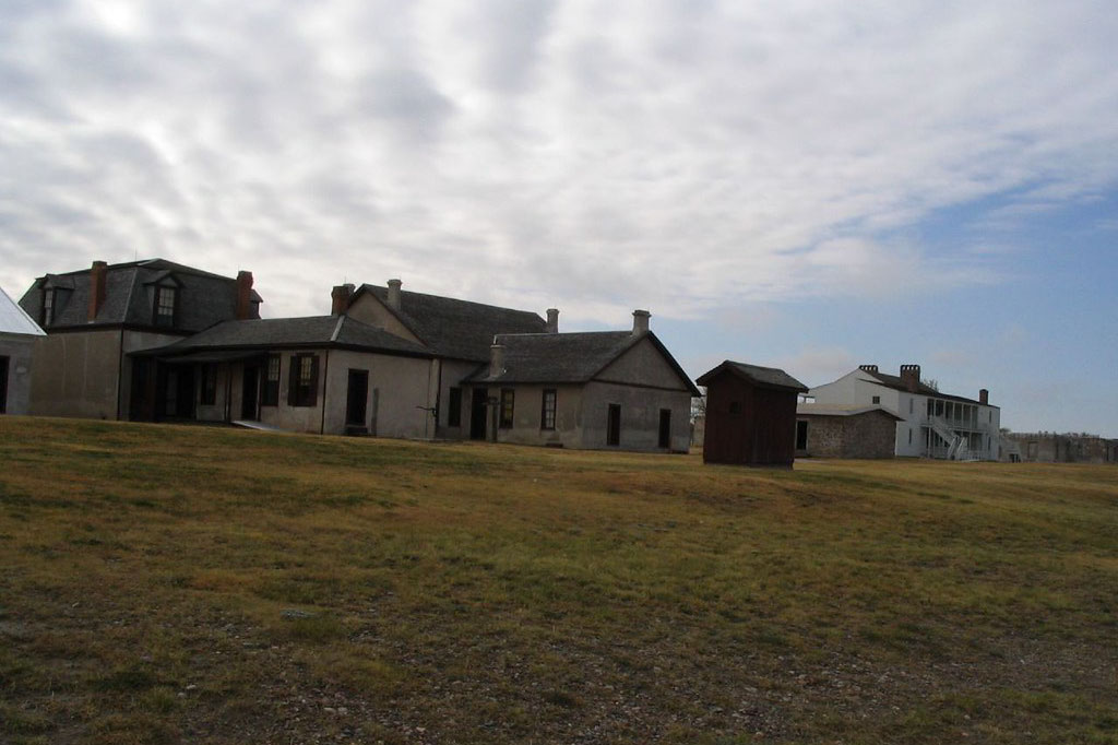 fort laramie ghost town wyoming