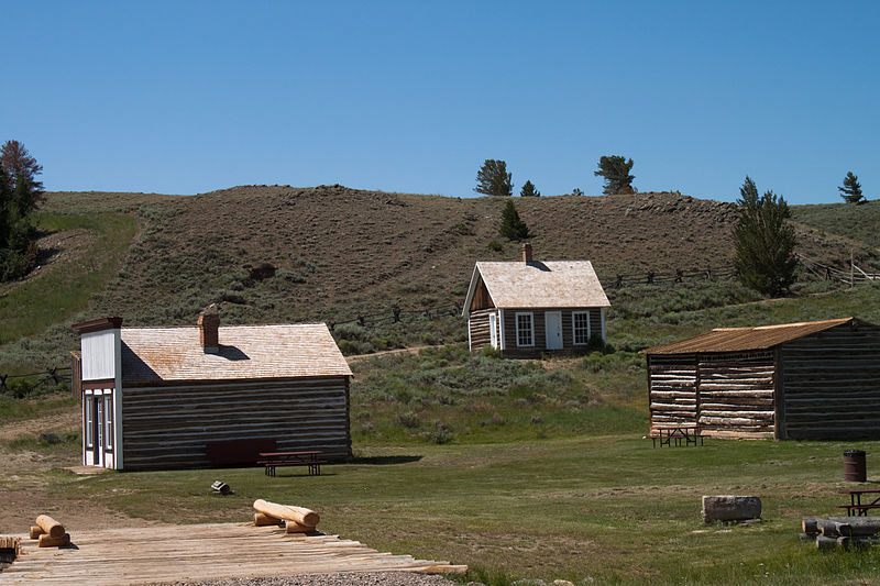 south pass city wyoming ghost town