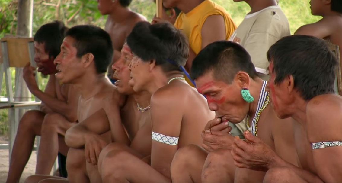 Yanomami endocannibalism