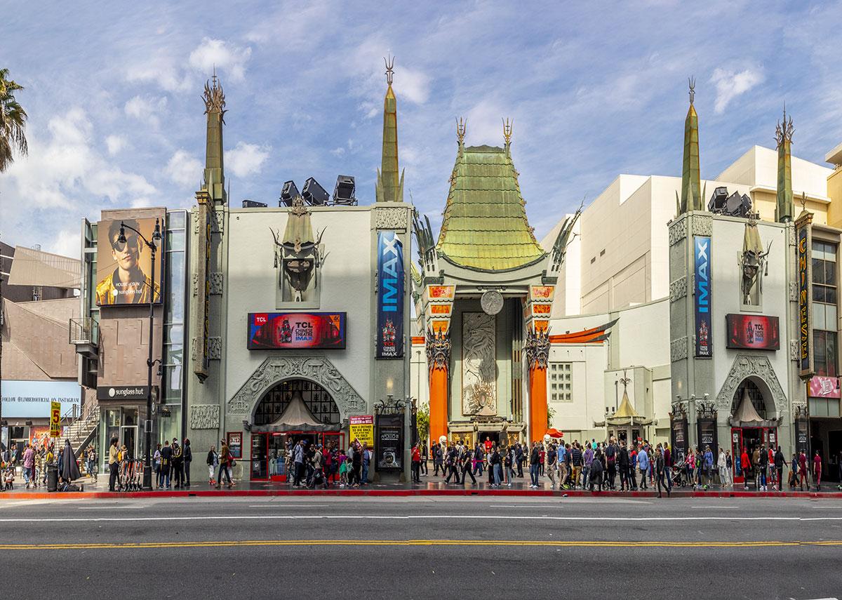 hollywood boulevard tourist trap