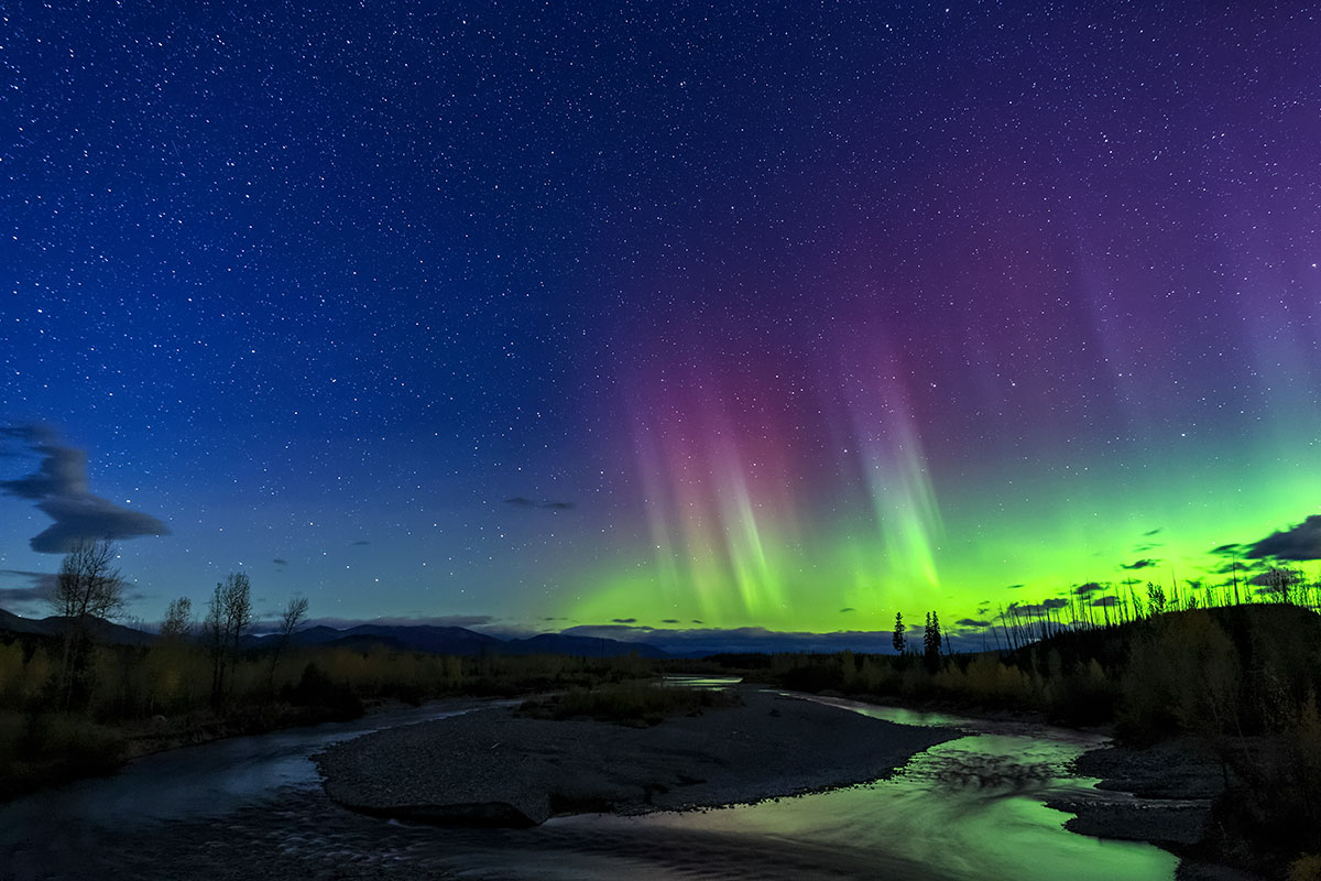 northern lights montana