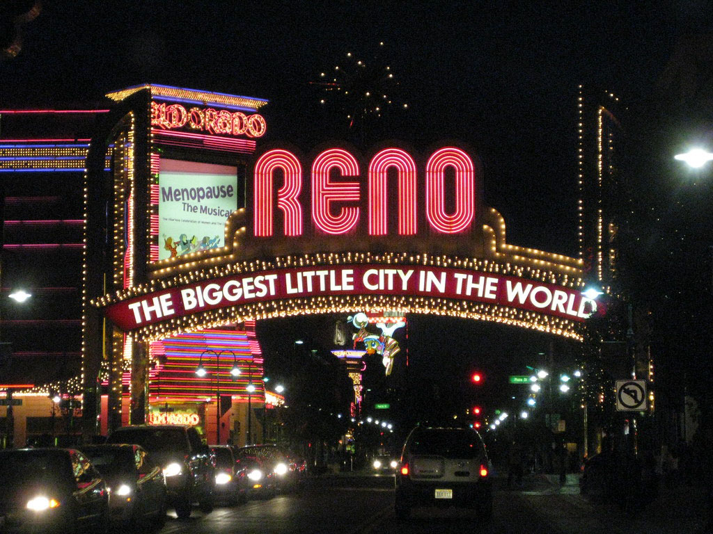 is reno safe to visit