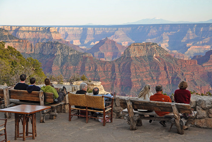 grand canyon without hiking