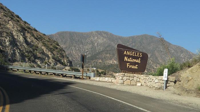 angeles crest highway dangerous