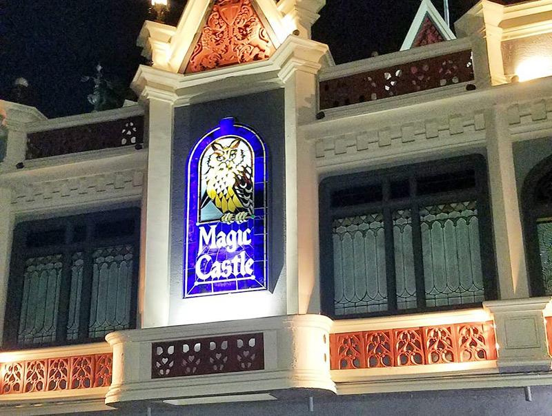 the magic castle los angeles